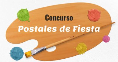 Concurso «Postales de Fiesta»